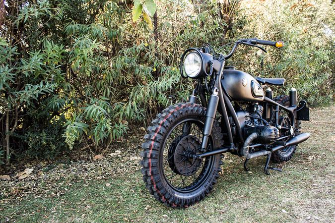 bmw r50 - retro write up